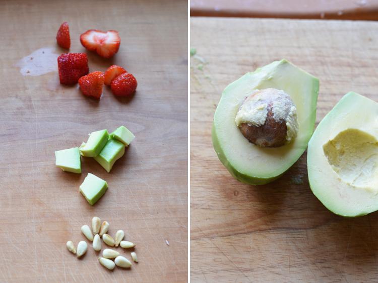 Ausgefallene Salate