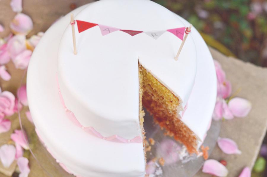 Rezept Für Zweistöckige Torte