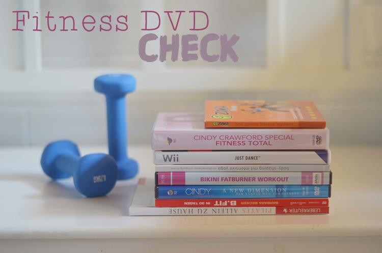 fitness dvd tipps