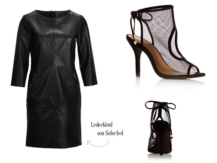 Welche Schuhe zum Kleid?