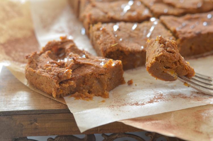 Rezept vegane Brownies mit Süßkartoffel
