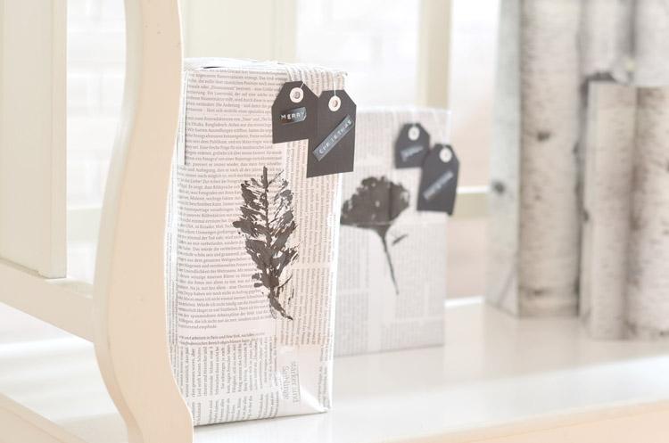 Ideen: Geschenke Einpacken für Weihnachten