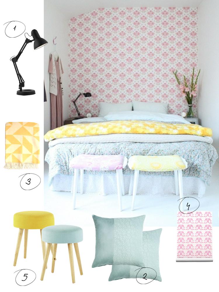 Wohninspirationen-einrichtung-schlafzimmer-pastell-zarte-farben ...