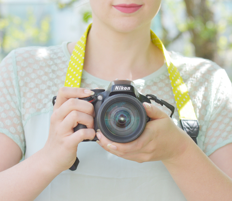 Kameragurt-selber-nähen-mit-Stoff