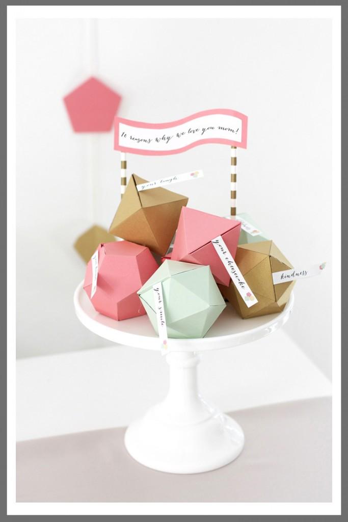 Diy 10 Geschenkideen Für Muttertag Zum Selber Machen