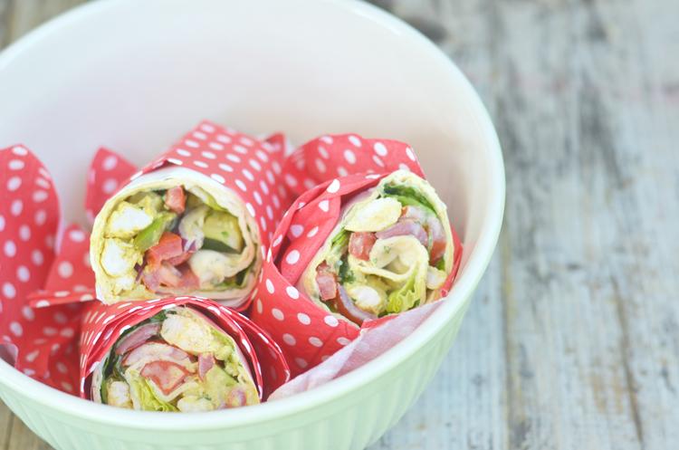 rezept shawarma wrap