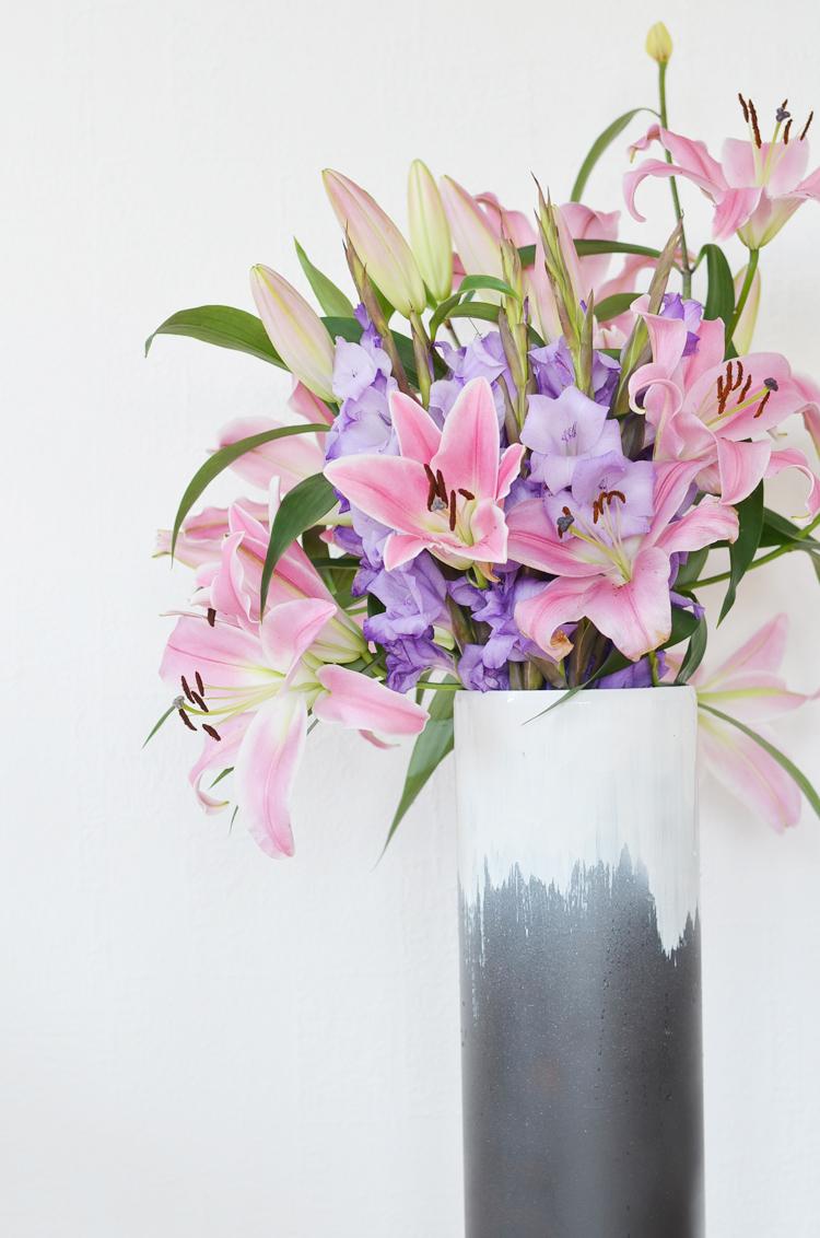 Blumenvase-aus-rohr-basteln