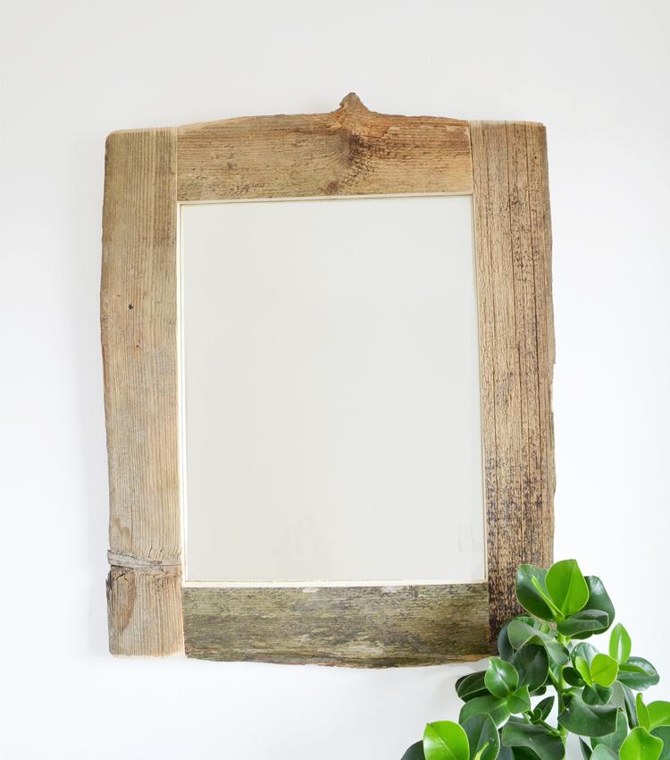 Rahmen Für Spiegel Selber Machen : diy spiegel mit holzrahmen selber machen ~ Lizthompson.info Haus und Dekorationen