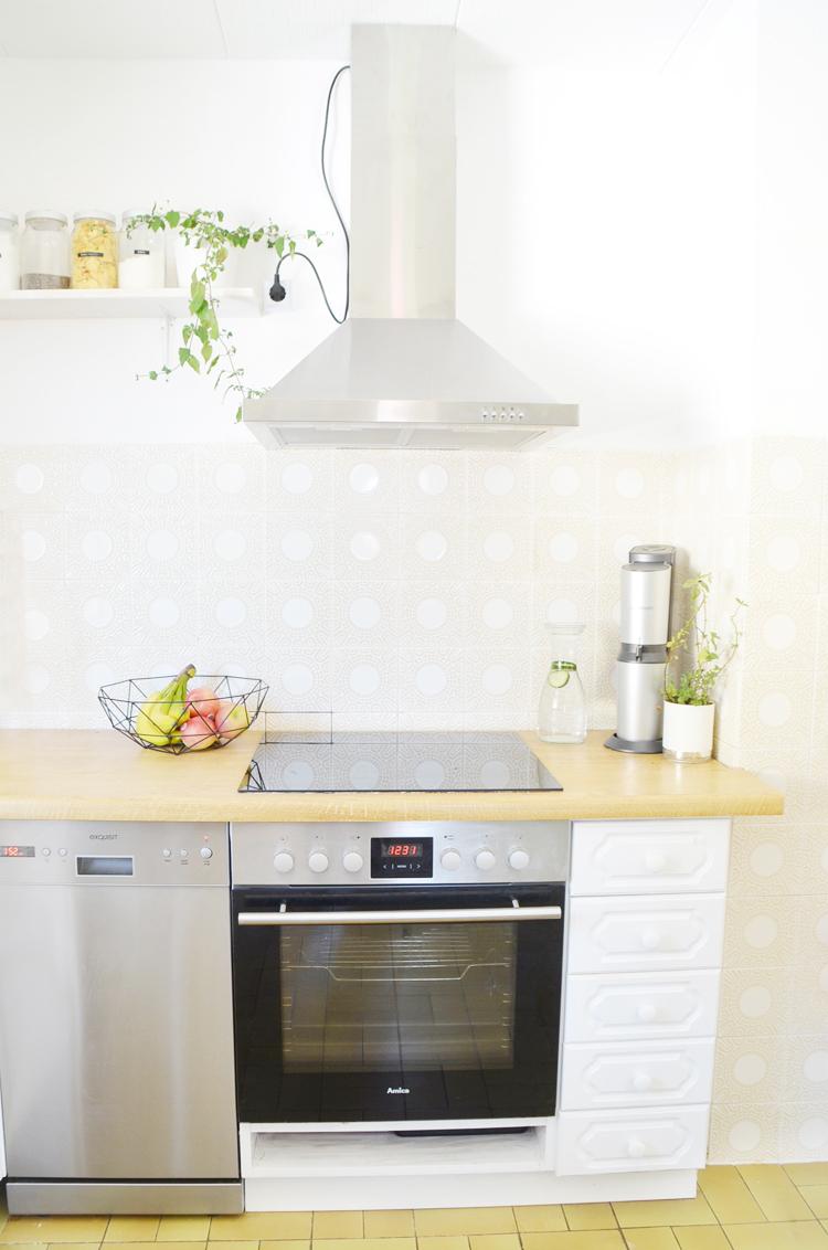 Makeover: Küche verschönern Vorher-Nachher (Teil 2) – Bonny ...