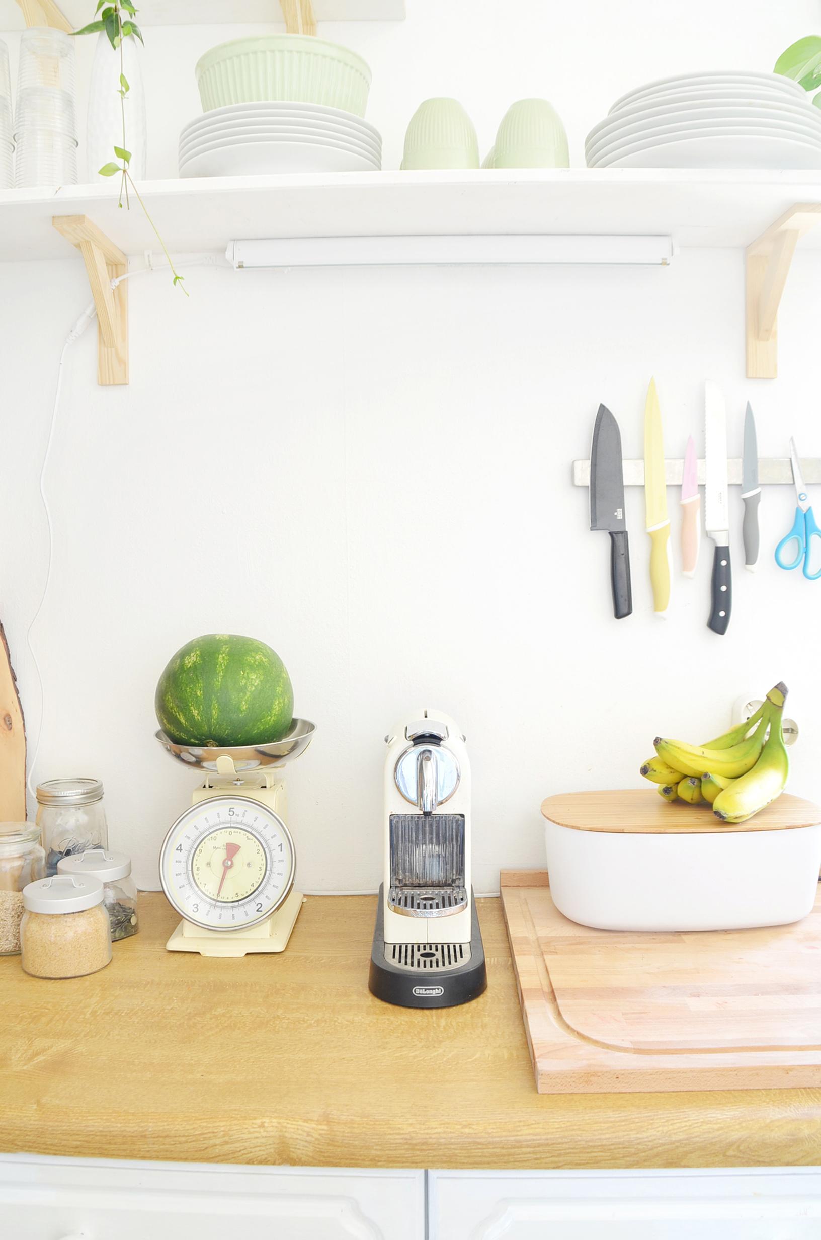 Makeover: Küche verschönern Vorher-Nachher (Teil 2) – Bonny und Kleid