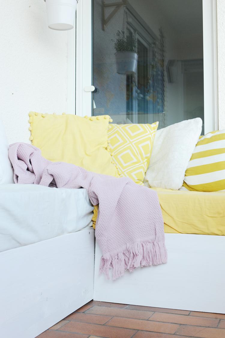 Beaufiful balkon paletten pictures mobel aus paletten for Loungemobel fur den garten