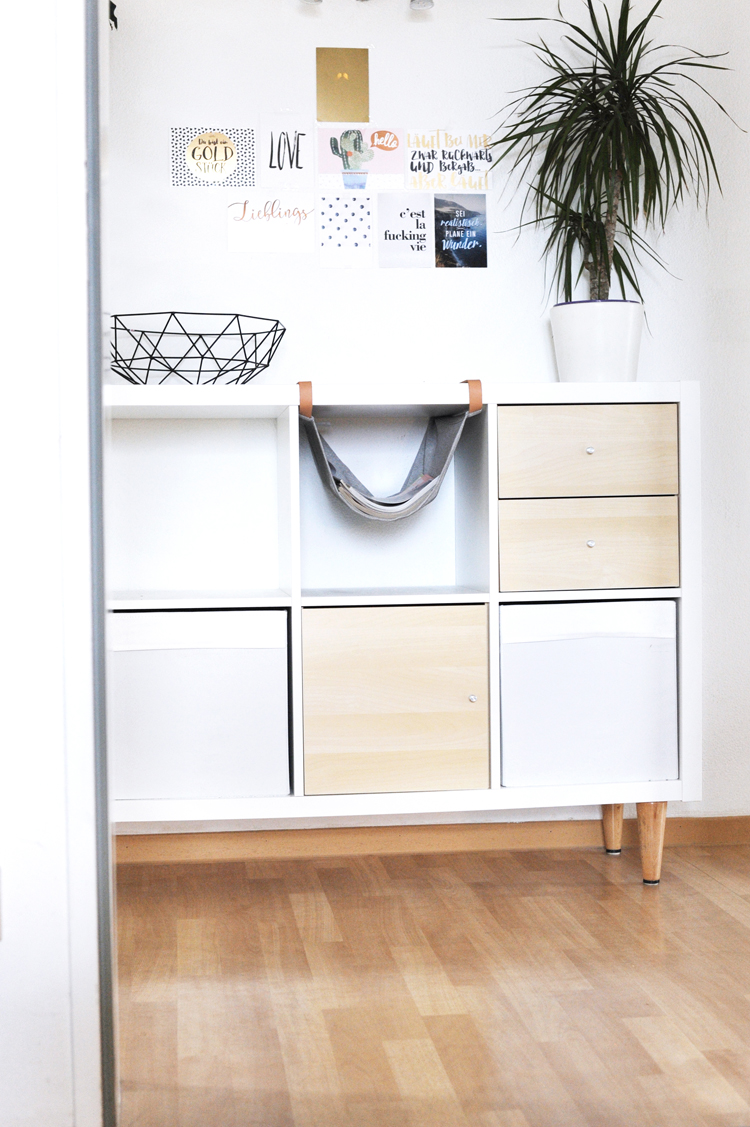 g nstiges sideboard f r den flur selber machen obsigen. Black Bedroom Furniture Sets. Home Design Ideas
