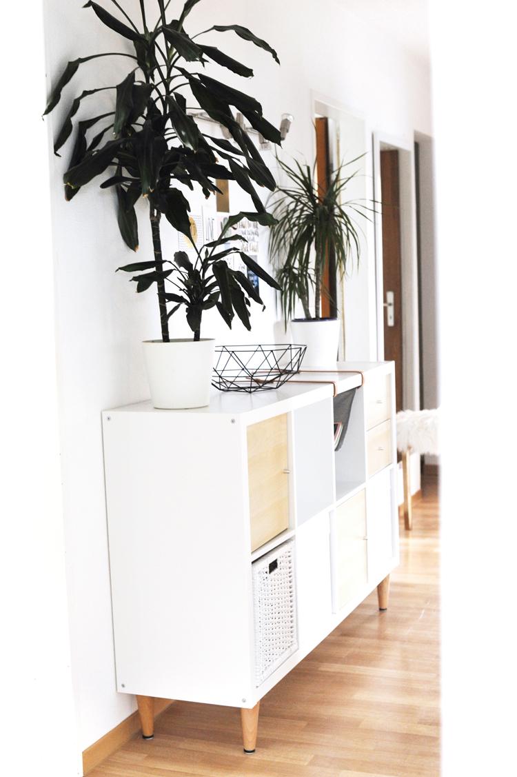 g nstiges sideboard f r den flur selber machen obsigen. Black Bedroom Furniture Sets. Home Design Ideas