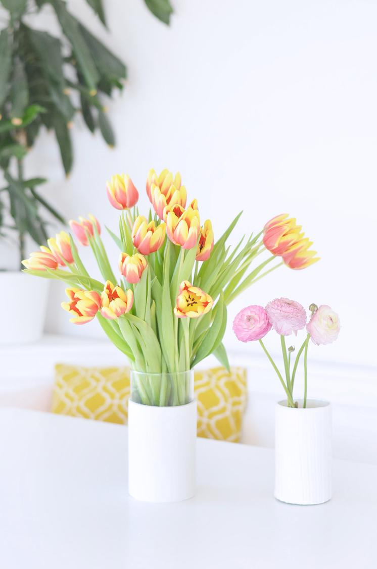 DIY Challenge: Vasen aus Modelliermasse selber machen