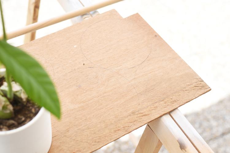 Diy Pflanzenständer Aus Holz Selber Machen Bonny Und Kleid
