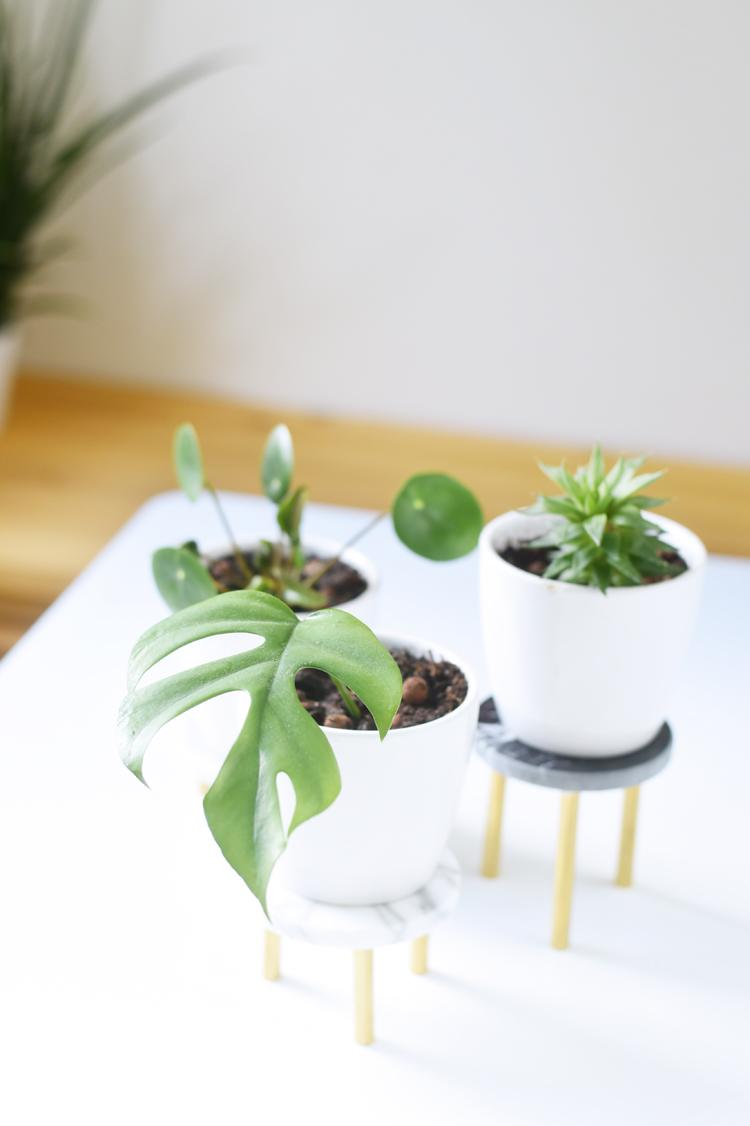 Pflanzenständer DIY